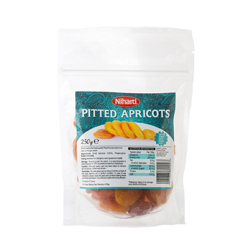 Niharti Pitted Apricots