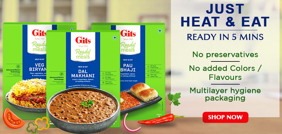 Gits Ready Meals