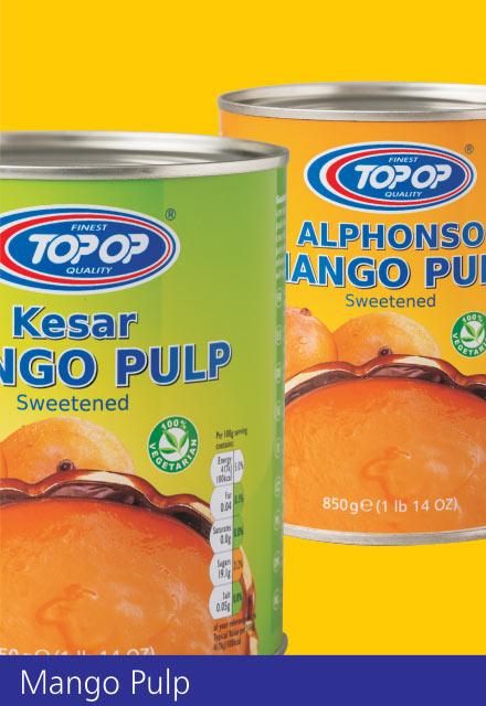 Top-Op Mango Pulp