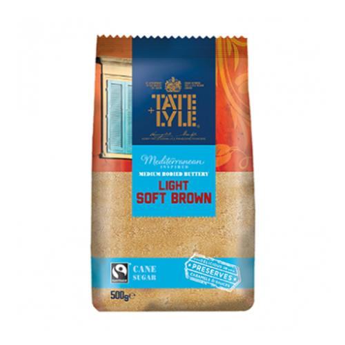 Tate & Lyle Light Brown Soft Sugar
