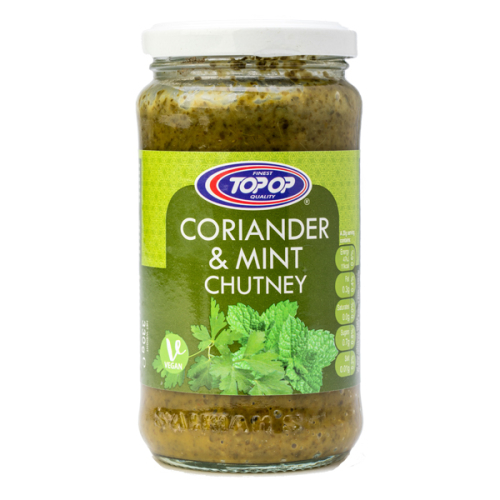Top-Op Green Phodina (Mint) Chutney
