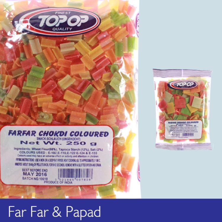 Far Far and Papad