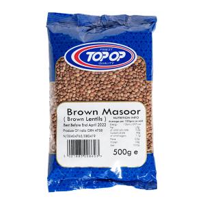 Top-Op Brown Masoor