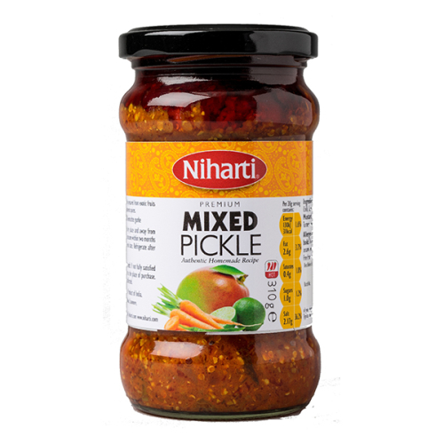Niharti Mixed Pickle PM £1.59 & 2 for £2.49