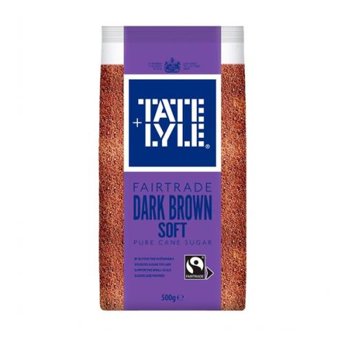 Tate & Lyle Dark Brown Soft Sugar