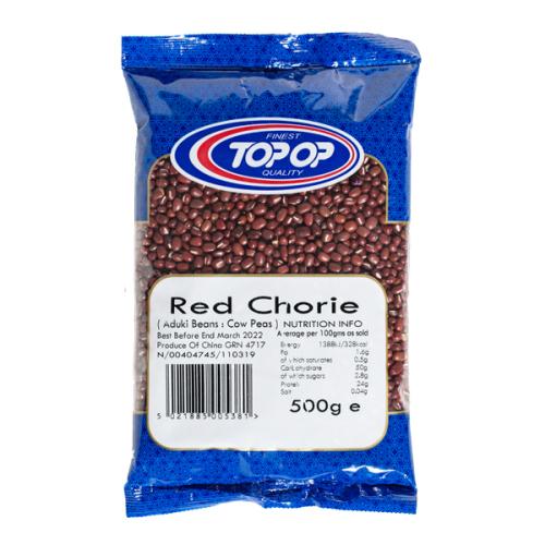 Top-Op Red Chorie