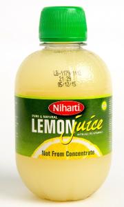 Niharti Pure & Natural Lemon Juice