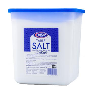 Top-Op Salt Cooking Tubs
