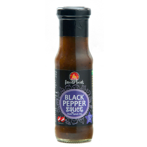 Flavour Boat Black Pepper Sauce