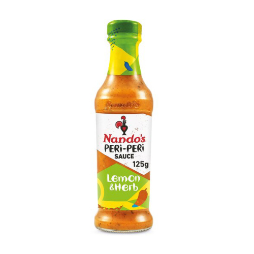 Nando's Peri Peri Sauce Lemon & Herb