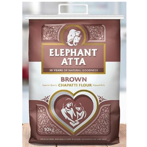 Elephant Chapati Flour Brown