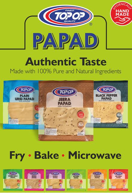 Top-Op Papad
