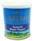 Rajah Black Pepper Powder Tins