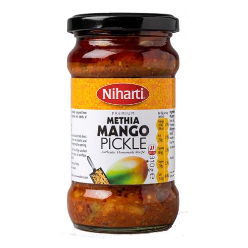 Niharti Methi Mango Pickle PM £1.59 & 2 for £2.49