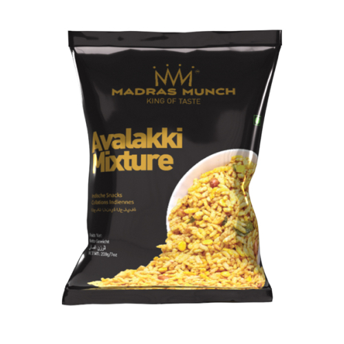 Madras Munch Avalakii Mixture