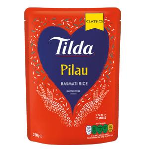 Tilda Microwave Pilau Basmati